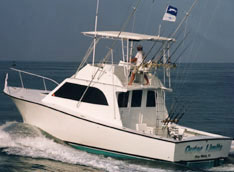 Key west charter boat outer limits key west sport for Deep sea fishing key west florida
